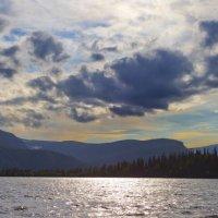Облака над Сейдозером :: Сергей Можаров