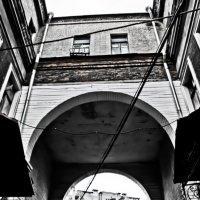 Дом с аркой :: Анастасия Клочева