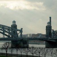 Мост. :: Наталья Победаш