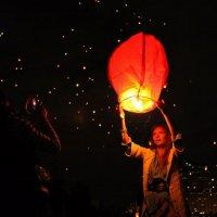 Небесные фонарики :: Тимур Шакиров