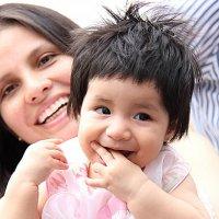 Малышка из Перу :: Nika De Carolis