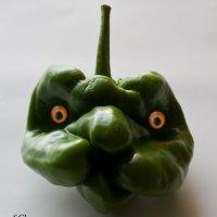 Осень. Маленький злобный перчик. :: Сергей Че. (S.Che.)