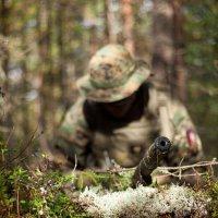 снайпер :: Сергей Куликов