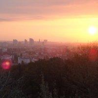 Рассвет над Киевом :: Spirit Dark