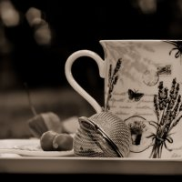 чайный наборчик :: Ekat Grigoryeva