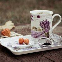 лавандовый чайный наборчик :: Ekat Grigoryeva