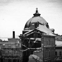 Вот так могла бы выглядеть Казань во время боевых действий.... :: Виталий Ахмедьянов