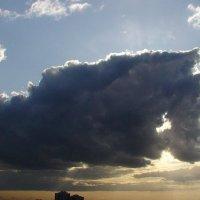"""...""""солнце в небе проглотил""""... :: Борис Корсаков"""