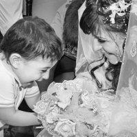 Ух ты,невеста!!! :: Андрей Соколов