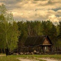 Домик... :: Алексей Базякин