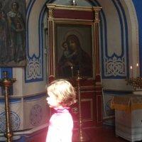 Мой ангелочек :: Наталья Телешева