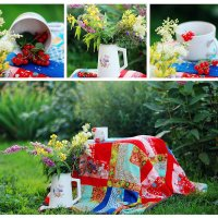в саду :: Юлия Куйдина