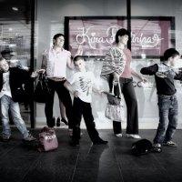 Жизнь в магазинах :: Оля Ворожцова