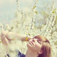 Нежность весенних масштабов :: Лена Белякова