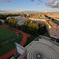 Площадь перед концертным залом Мариинки :: Сергей Чевалков