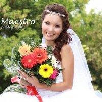 Свадебный фотограф в Алматы :: Сергей Маэстро