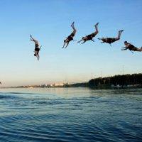 Люди могут летать :: Ekaterina Klimova