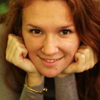 улыбка :: Ольга Желобова