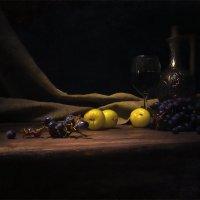 виноград и сливы :: Алексей Дивнич
