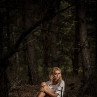 В лесу :: Сергей Паршин