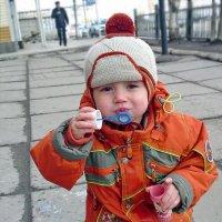 Пузыри :: Дмитрий Люльчак