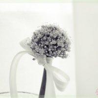 у соцветия лука свадебное настроение :) :: Алёна Писаренко