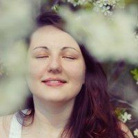 Дыханье весны :: Лена Белякова