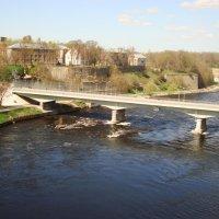 Мост в Эстонию :: Ольга Мореходова