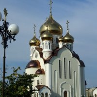 Церковь. :: Aleksey Litovchenko