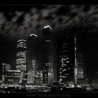 Москва - Нью-Йорк :: Надежда Фетисова