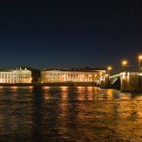 ночной Питер :: Алексей Кудрявцев