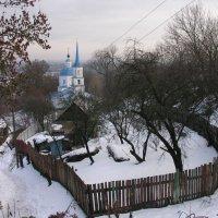 Тихвинская церковь :: Тамара Цилиакус