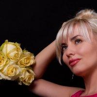Розы :: Артем Шлычков