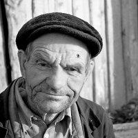 Конюх дядя Коля по прозвищу Калган :: Александр Семенов