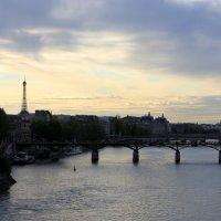 Вечер в Париже.. :: Светлана Субботина