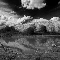 Фосфоритная гора :: Сергей Можаров