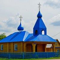 Церковь в маленькой деревне :: Никита Демидов