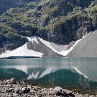 Озеро в горах. :: Наталья О.