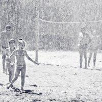 Летний дождь :: Максим Будаков