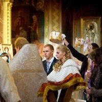 Венчание :: Евгений Загаевский