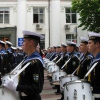 Юбилейный Парад Победы в Севастополе :: Ольга Рыбакова