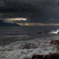 После шторма. Чивыркуйский залив. Байкал :: Алексей Трофимов