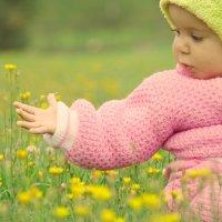 Цветочек и лепесточек :: KseSha Шевелева