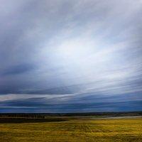 Небо и земля :: Дарья Малышева