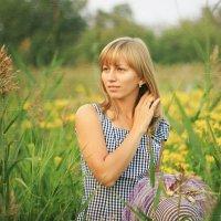 Оленька :: Татьяна Лунина