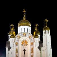 Магнитогорский храм :: Евгений Романов