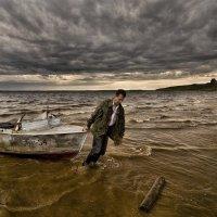 С рыбалки :: Наталия Минеева-Жигарева