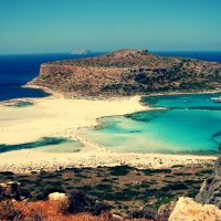 Бухта Балос на острове Крит. :: Максим Чаботько
