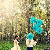 Свадьба :: Елена Костырина