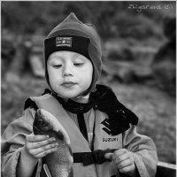 О рыбаке и рыбке :: Наталия Минеева-Жигарева